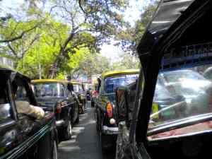 Mumbai taxi cabs