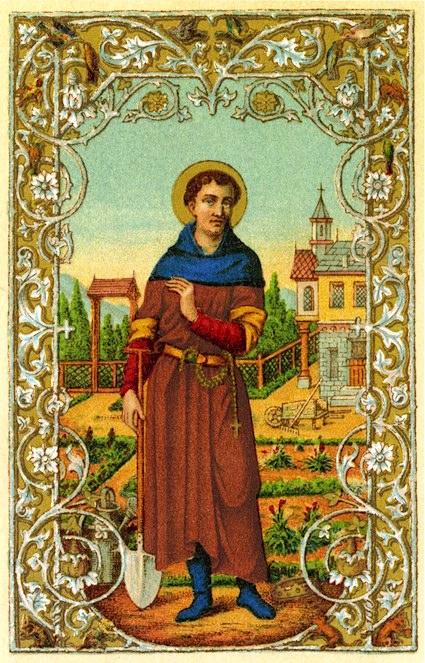 Saint Fiacre
