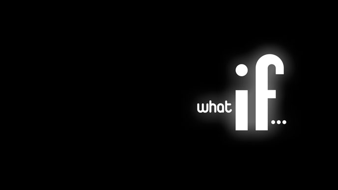 Poem a Day 2015 #2 - What if ..... (1/2)